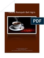 Coffe Luwak Business Plan