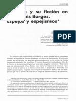 Sobre Espejos y Borges