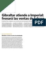 El Economista- Gibraltar limitará la venta de tabaco a un cartón para frenar el contrabando.pdf