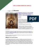 Advocaciones de La Virgen María en Castilla