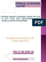 PP 3 Normele Materiale