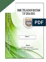 Administrasi Wali Kelas SMK