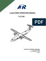ATR 42 - Cabin Crew Operating Manual