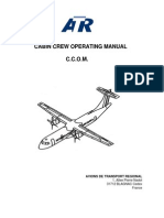ATR 42 - Cabin Crew Operating Manual