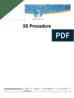 2013.09.03-5S-Procedure