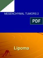 9 Mesenchymal Tumors 2