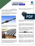 Specificatii tehnice cuple Fortec