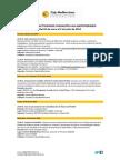 Agenda Actividades 20 Junio a 05 Julio de 2014. Fundación Caja Mediterráneo