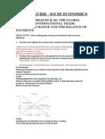 Unit 11 Study Guide International Trade