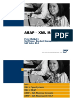 ABAP-XML Mapping