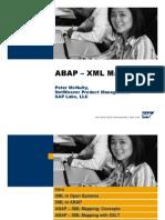 ABAP-XML Mapping