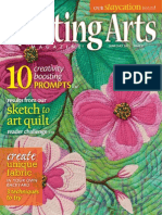Quilting Arts - ( Issue 57, JuneJuly 2012)