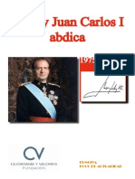 1401802963 Foco de Actualidad El Rey Abdica