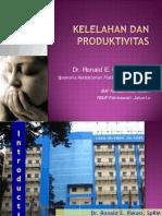 22538254 Kelelahan Dan Produktivitas