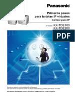 Primeros Pasos Para Tarjetas IP Virtuales
