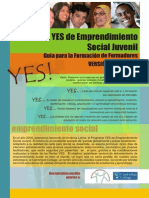 Programa Yes de Emprendimient Juvenil Yes Fellows