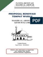 Renovasi Al Arofah