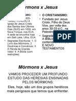 Mórmons x Jesus