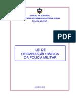 Organização Básica PMAL