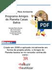 Programa socio ambiental