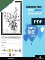 EBF 14 Diptic Concurs Dibuix