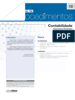 Manual de Procedimentos - Cenofisco Nº 13 (Contabilização de Tributos Devido)