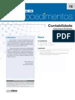 Manual de Procedimentos - Cenofisco Nº 16 (Ativo Imobilizado - 1ª Parte )