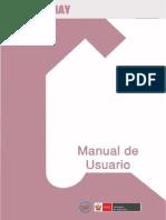 Manual de Usuario - Wasichay II