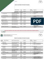 AGROFIT. Relatório Consolidado de Produtos Formulados – Fungicidas Para o Milho. MAPA
