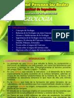 Geologia - Clase i 2014-0