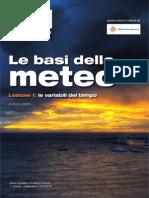 Le basi della meteo 1