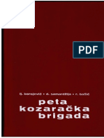 Peta Kozaračka Brigada
