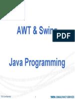 AWT-Swing