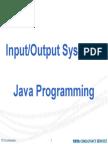 Java Input Output- Part 2