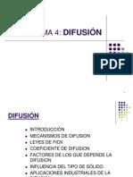 Tema 4. Difusion Eva