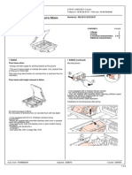 Legrand Floor Box Reduced Height Data Sheet 01