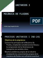 Procesos Unitarios I