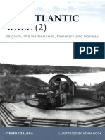 The Atlantic Wall 2 Belgium the Netherlands Denmark and Norway