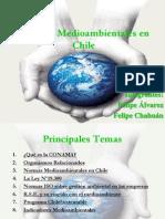 18 Politicas Medio Ambientales en Chile