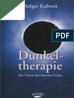 156577853 Kalweit Holger Dunkeltherapie Die Vision Des