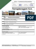 SGI - PD-A - Controle de Documentos