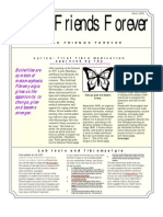 March Newsletter for Fibromyalgia