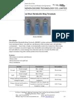 DuraSeal Heat Shrinkable Ring Terminals