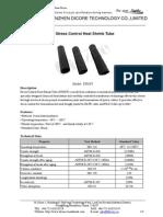 Stress Control Heat Shrink Tube