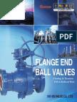 Flanged Ball Trunnion Valves