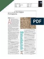 Manifesto 2014 - 800 anos da Língua Portuguesa (pré-publicação) | PÚBLICO, 13-jun-2014