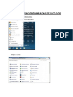 Configuraciones Basicas de Outlook
