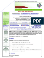 Books for IIT JEE Preparation