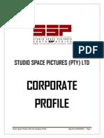 SSP Company Profile 2014