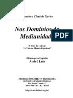 (Espiritismo) André Luiz - Nos Domínios da Mediunidade (Chico Xavier)